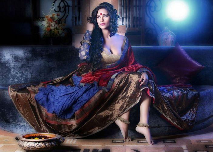 POONAM PANDEY bollywood actress model babe (74) wallpaper