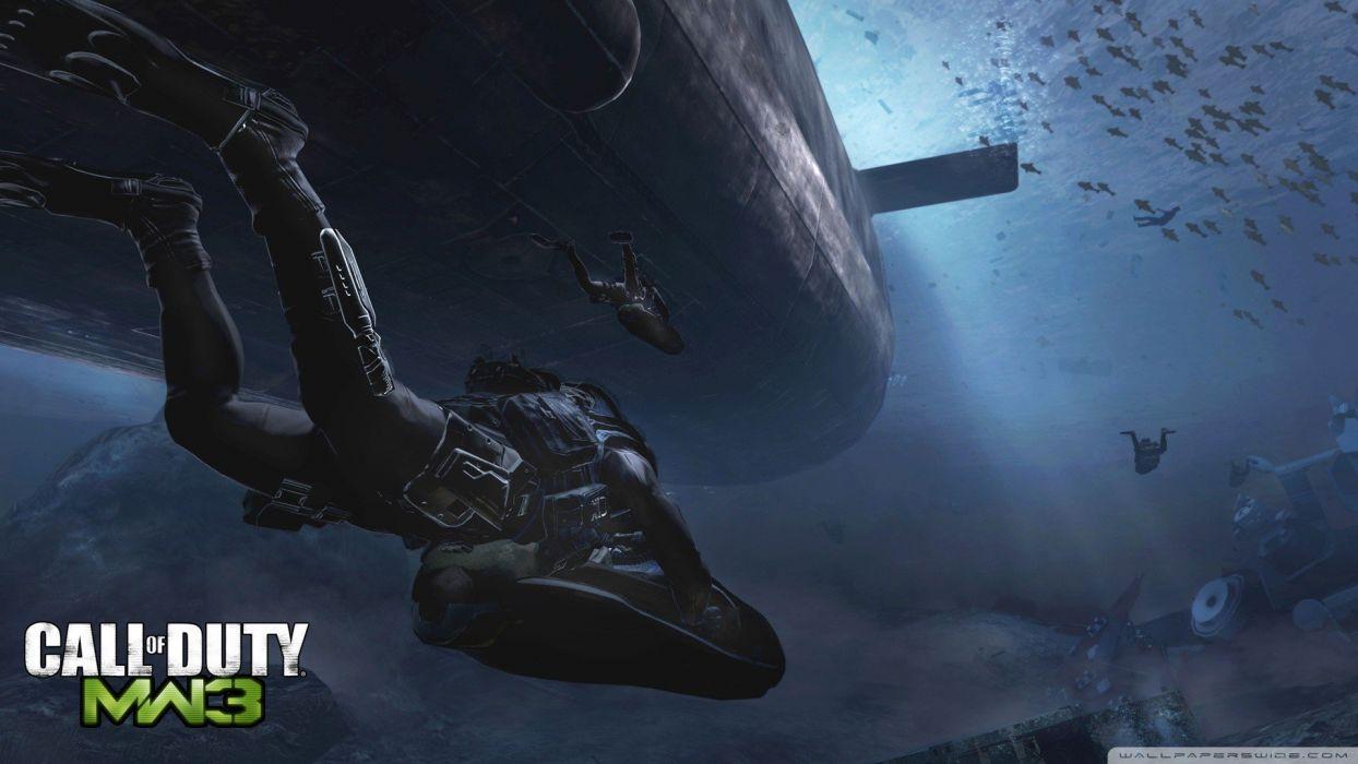 Call Of Duty Video Games Call Of Duty Modern Warfare 3 Wallpaper