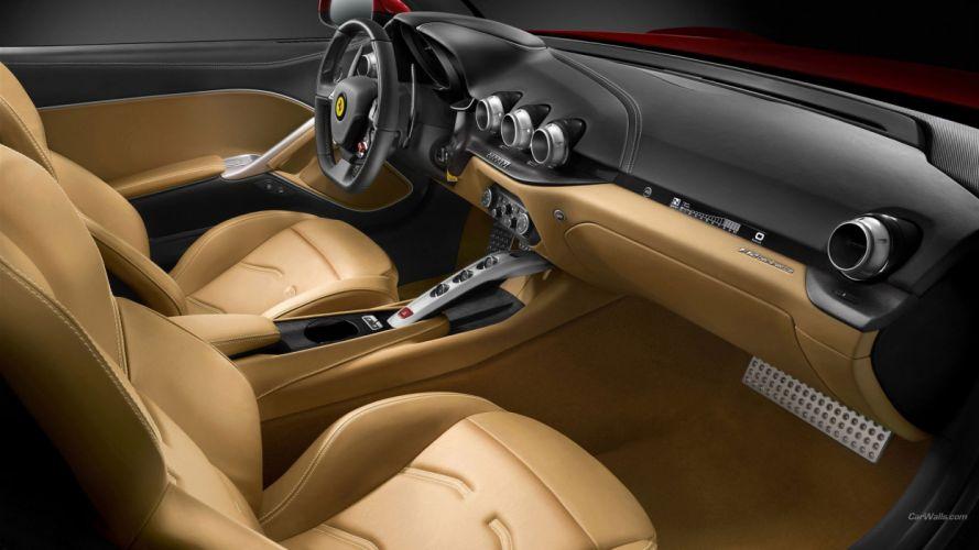 cars Ferrari supercar Ferrari F12 wallpaper