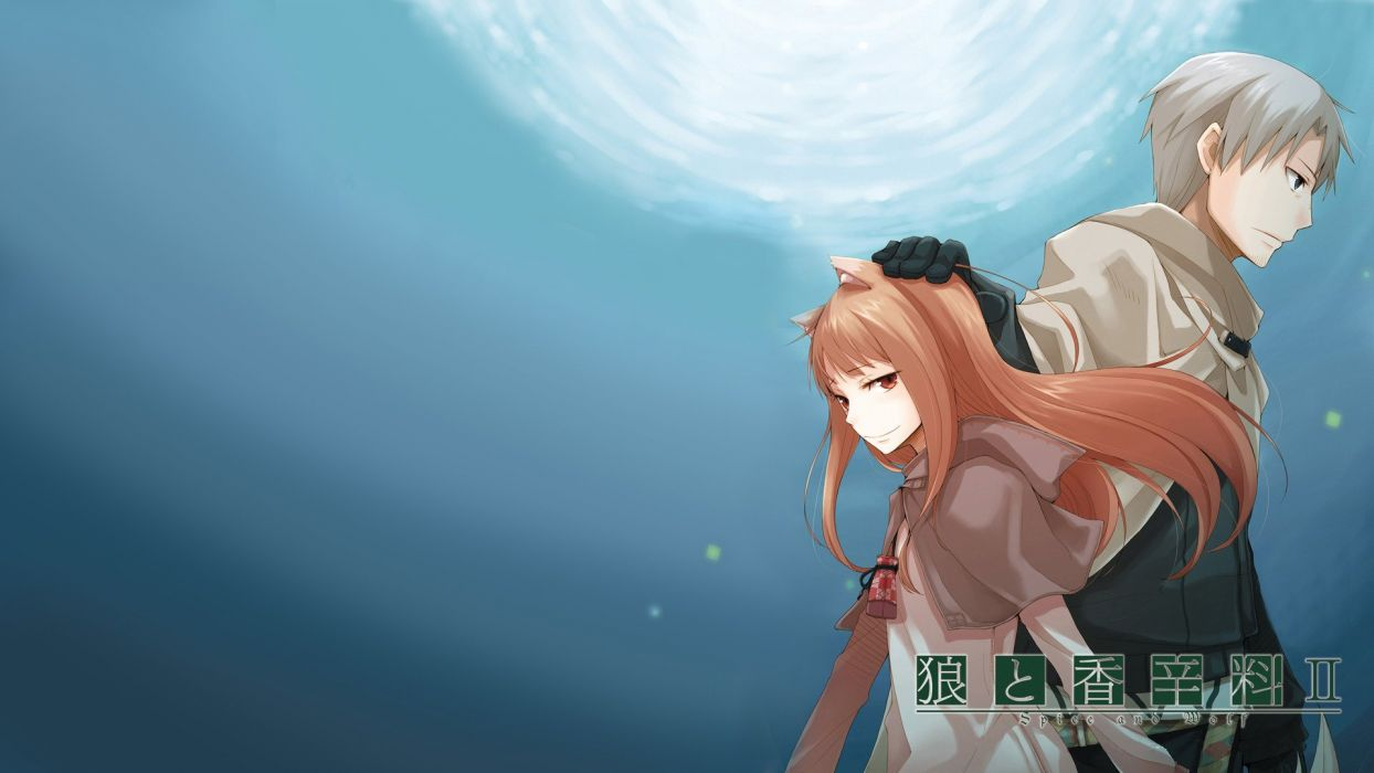Spice And Wolf Holo The Wise Wolf Wallpaper 1920x1080 342346
