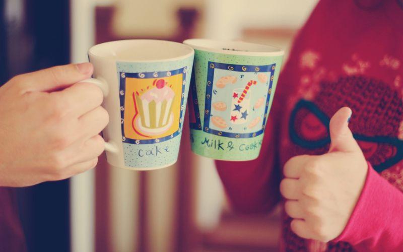 cups wallpaper