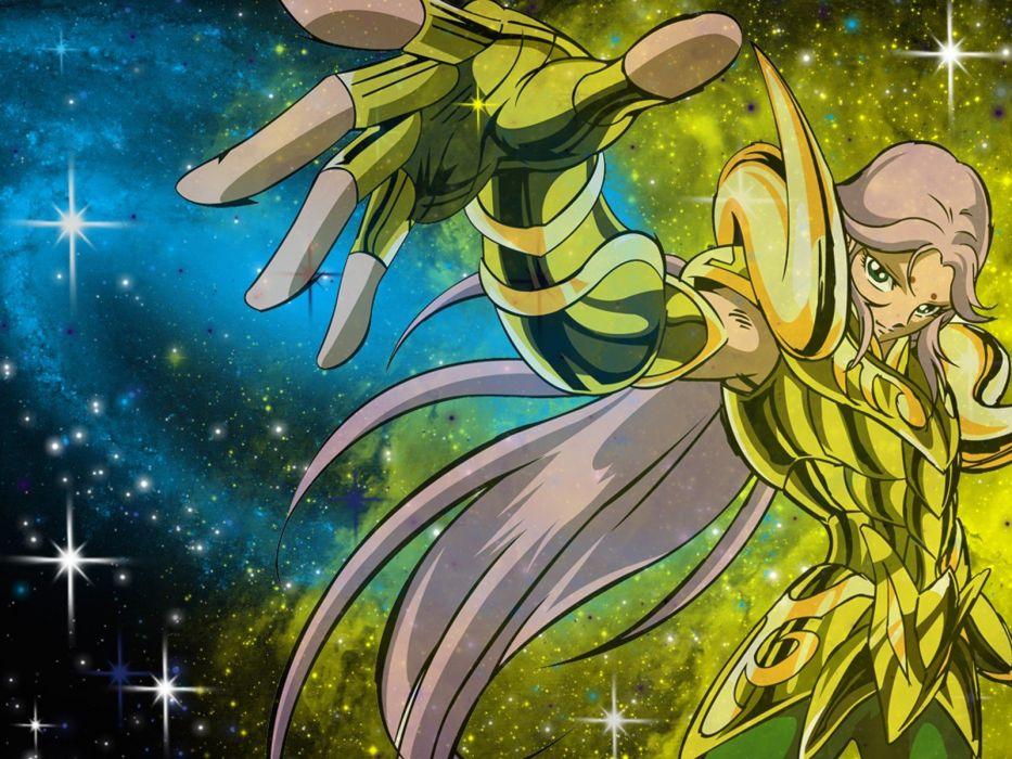 Saint Seiya anime Aries Zodiac Aries wallpaper