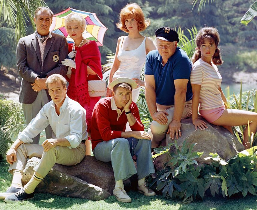 GILLIGANS ISLAND comedy sitcom series television (11) wallpaper