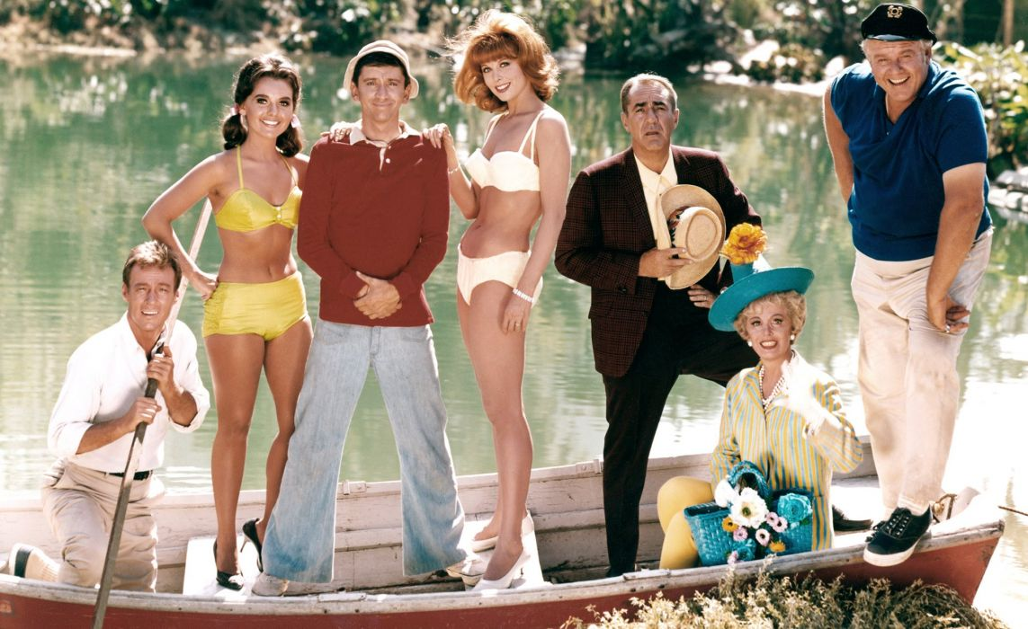 GILLIGANS ISLAND comedy sitcom series television (2) wallpaper
