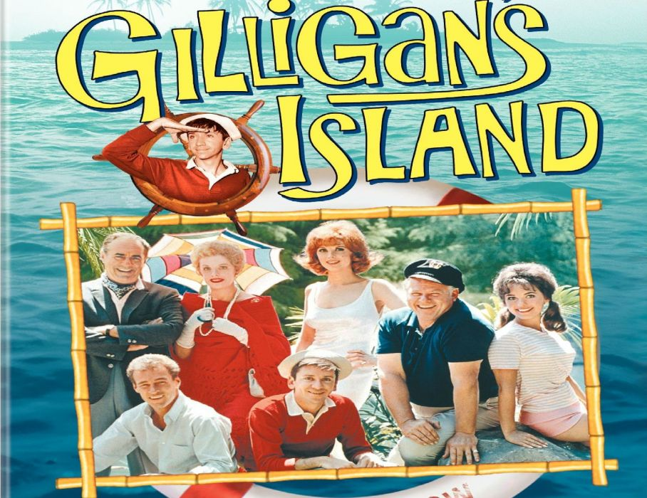 GILLIGANS ISLAND comedy sitcom series television (4) wallpaper