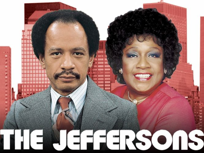 THE JEFFERSONS comedy sitcom series television (8) wallpaper