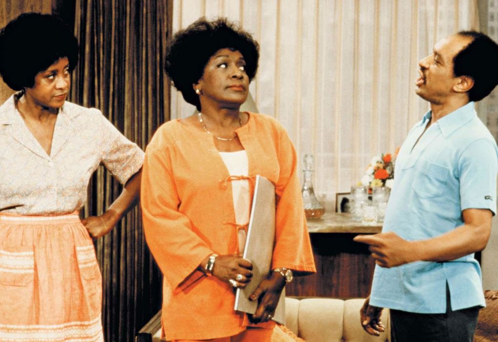 THE JEFFERSONS comedy sitcom series television (4) wallpaper
