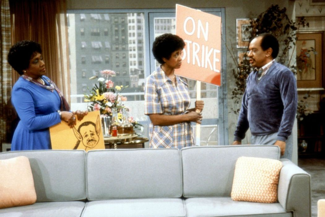 THE JEFFERSONS comedy sitcom series television (2) wallpaper