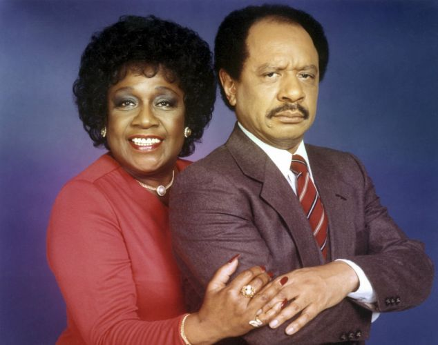 THE JEFFERSONS comedy sitcom series television (14) wallpaper