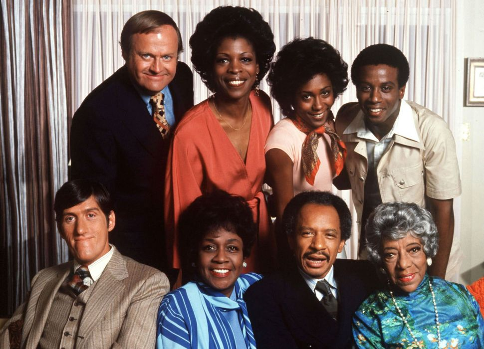 THE JEFFERSONS comedy sitcom series television (10) wallpaper