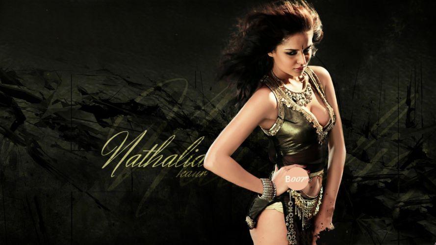 NATHALIA KAUR bollywood actress model babe (18) wallpaper