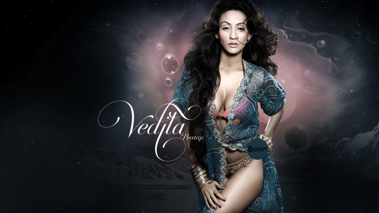 VEDITA PRATAP SINGH bollywood actress model babe (5) wallpaper