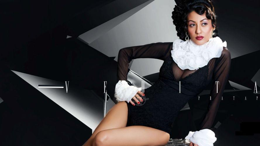VEDITA PRATAP SINGH bollywood actress model babe (3) wallpaper