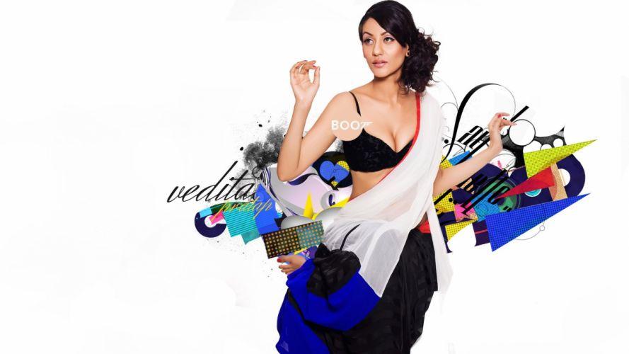 VEDITA PRATAP SINGH bollywood actress model babe (11) wallpaper