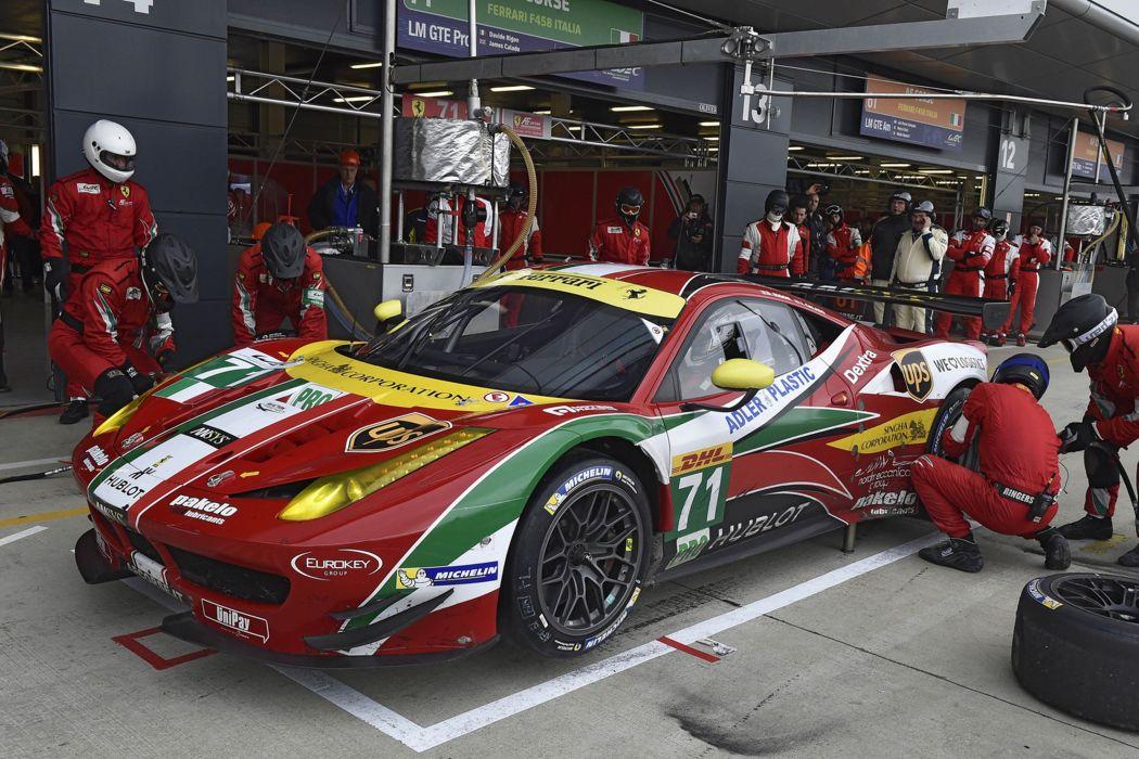 6 Hours of Silverstone 2014  AF Corse Ferrari 458 GTE 4 4000x2667 wallpaper