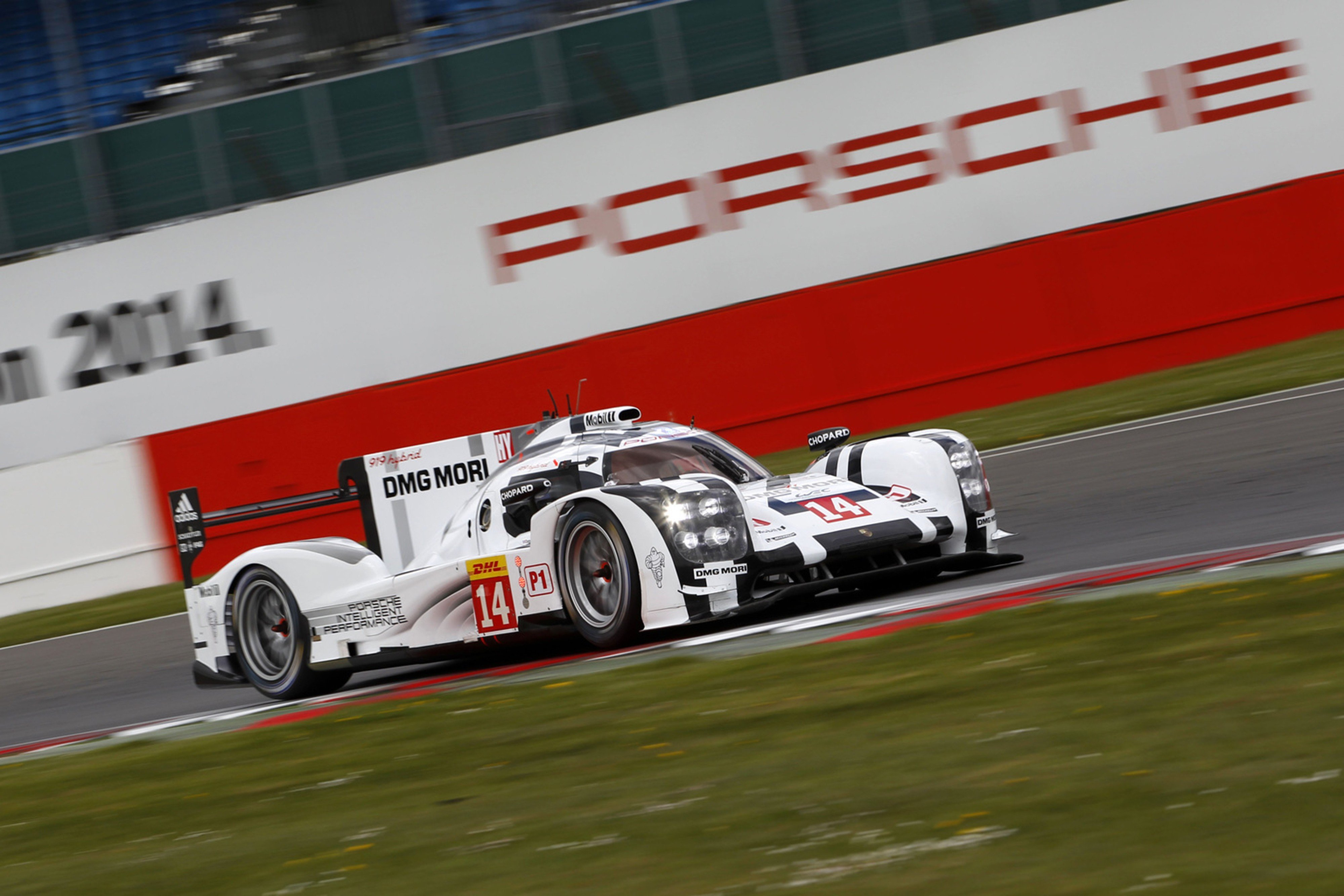 6 Hours Of Silverstone 2014 2014 Porsche 919 Hybrid Speed