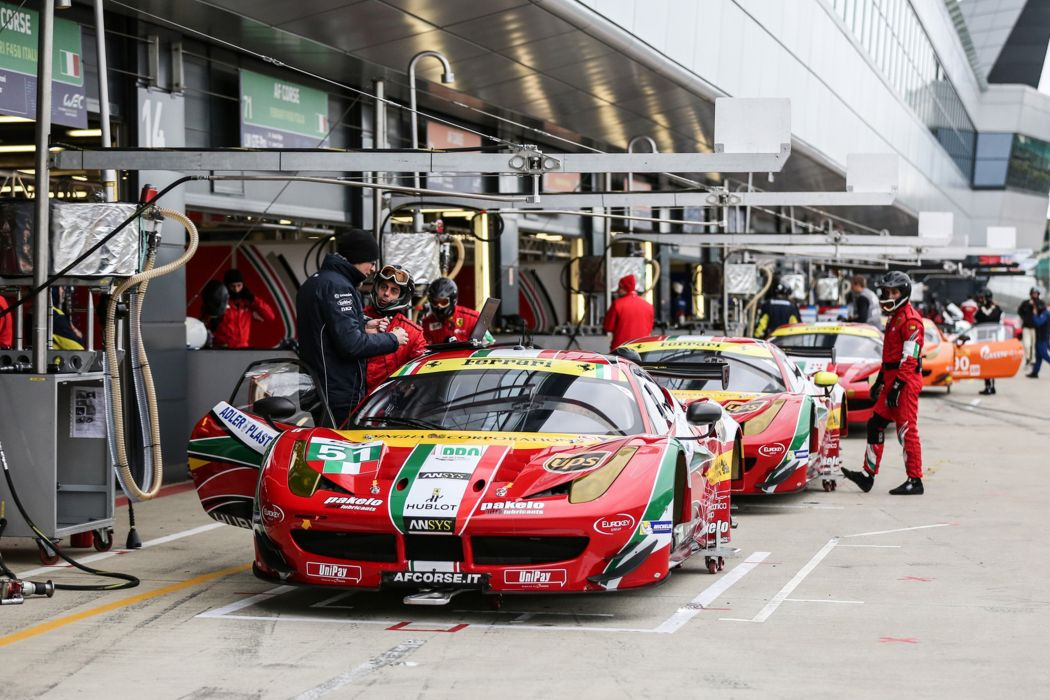 6 Hours of Silverstone 2014 AF Corse Ferrari 458 GTE 5 4000x2667 wallpaper