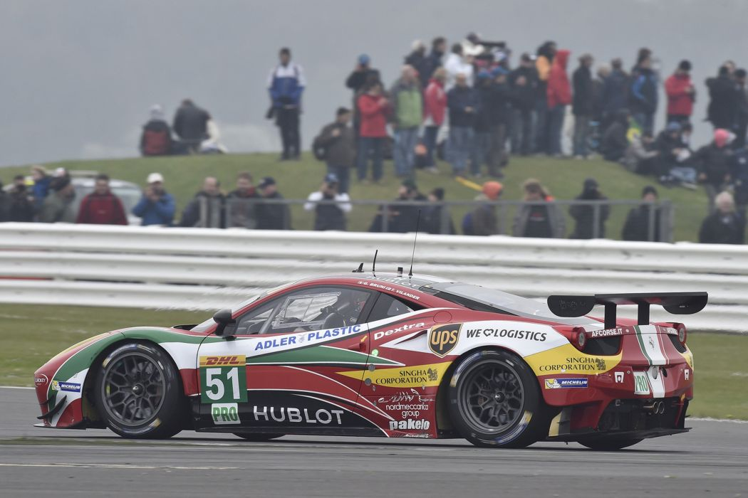 6 Hours of Silverstone 2014 AF Corse Ferrari 458 GTE 3 4000x2667 wallpaper