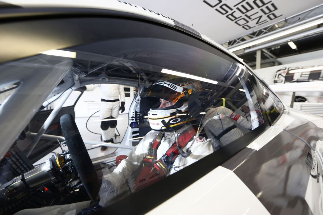 6 Hours of Silverstone 2014 Marco Hozler for Porsche Team Manthey 4000x2667 wallpaper