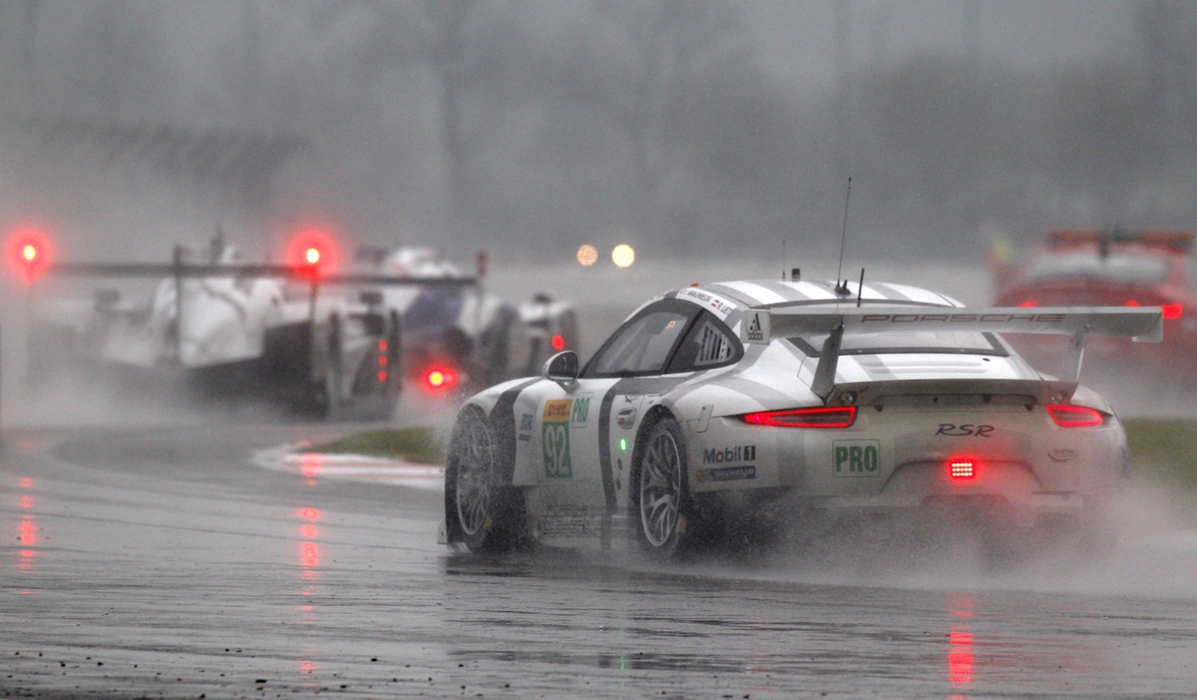 6 Hours Of Silverstone 2014 Porsche Team Manthey Porsche
