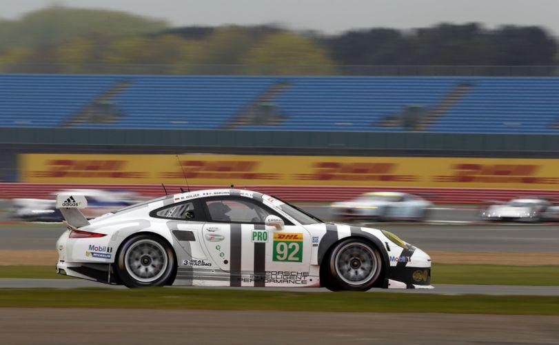 6 Hours of Silverstone 2014 Porsche Team Manthey Porsche 911 RSR 3 4000x2466 wallpaper
