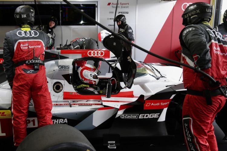 6 Hours of Silverstone 2014 Tom Kristensen for Audi Sport Team Joest 4000x2667 wallpaper