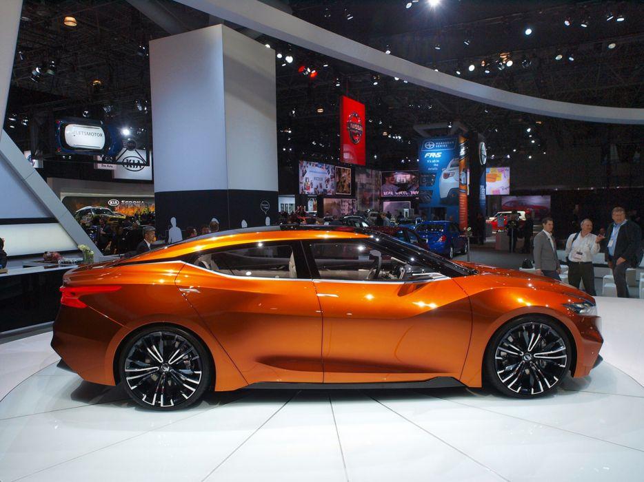 2014 Nissan Sport Sedan Concept 3 4000x3000 wallpaper