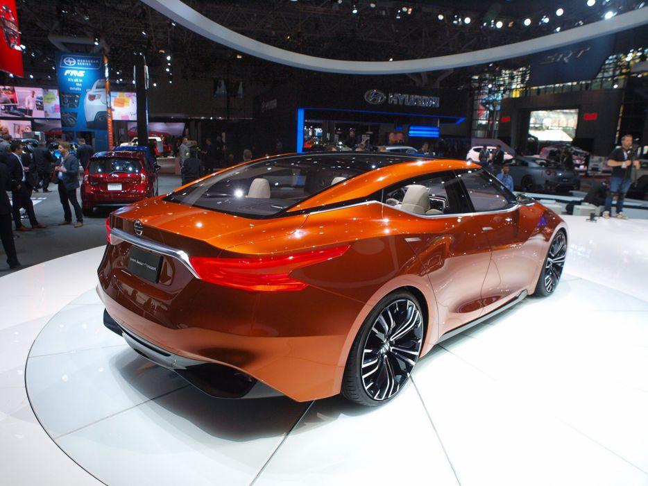 2014 Nissan Sport Sedan Concept 4 4000x3000 wallpaper