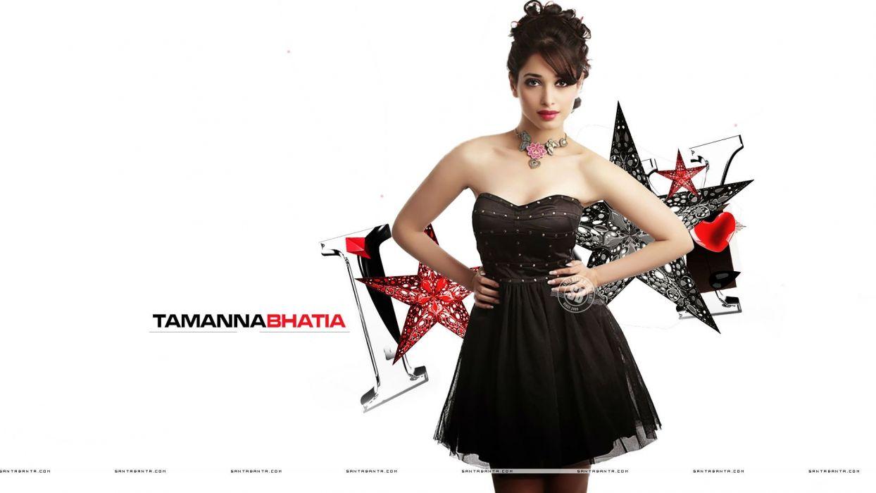 TAMANNA BHATIA bollywood actress model babe (24) wallpaper