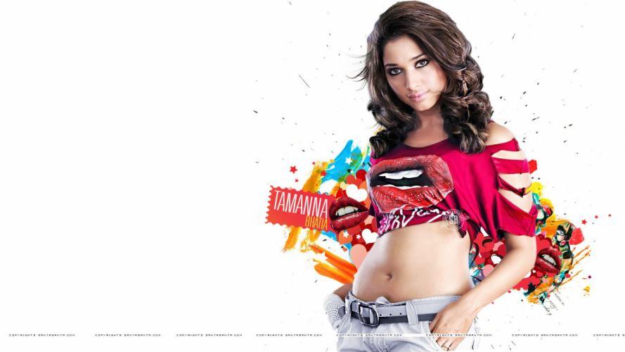 TAMANNA BHATIA bollywood actress model babe (40) wallpaper