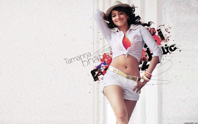 TAMANNA BHATIA bollywood actress model babe (53) wallpaper