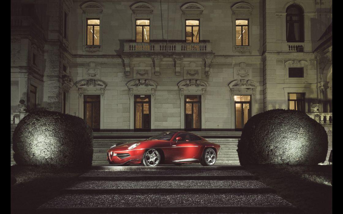 2012-Alfa-Romeo-Disco-Volante-by-Touring-Superleggera-Static-8-car 4000x2500 wallpaper
