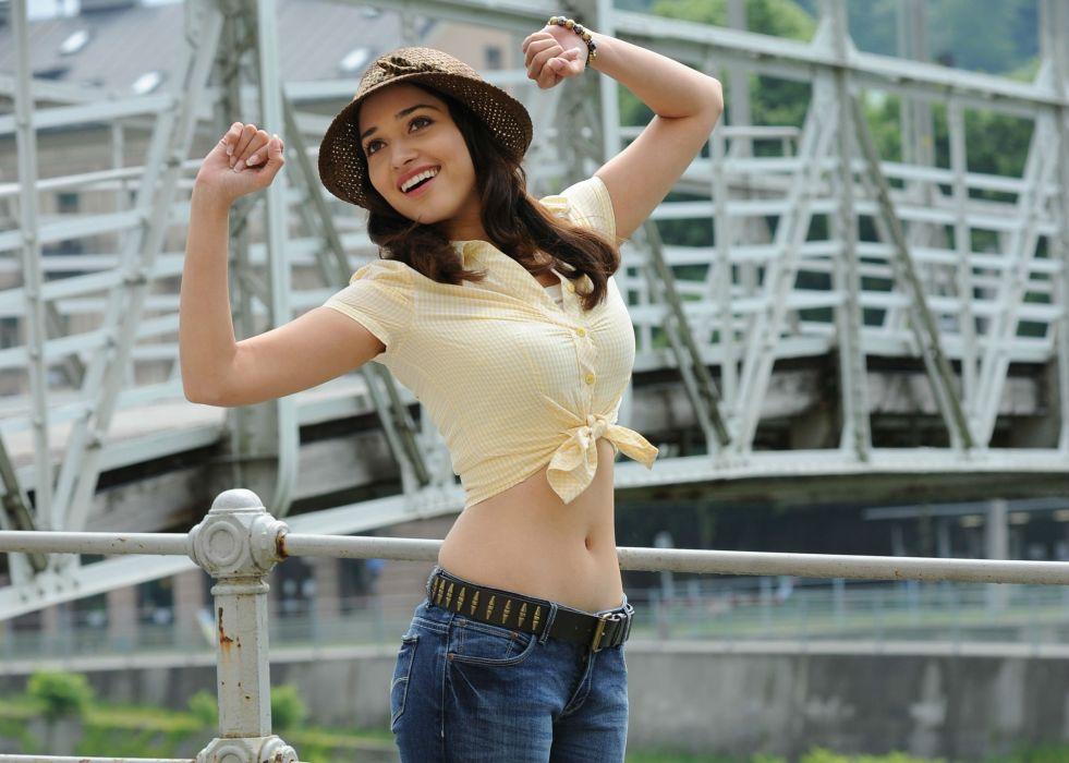 TAMANNA BHATIA bollywood actress model babe (59) wallpaper