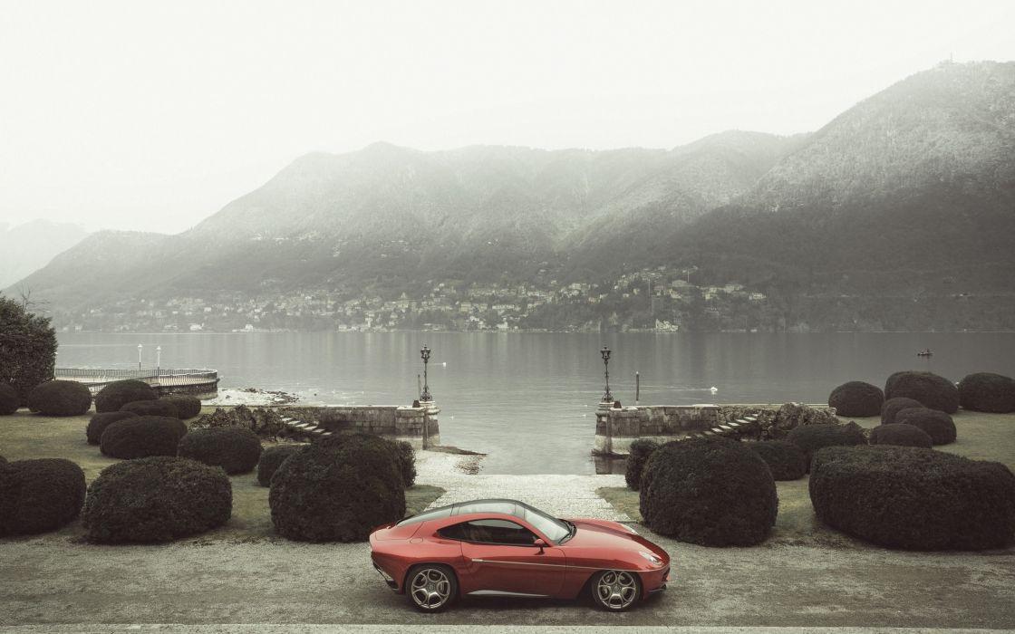 2012 Alfa Romeo Disco Volante By Touring Superleggera Static 10 Car