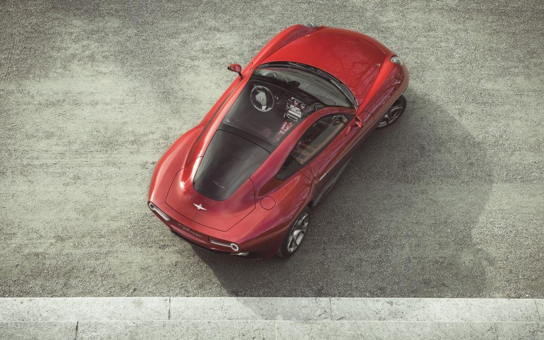 2012 Alfa Romeo Disco Volante By Touring Superleggera Static 13 Car