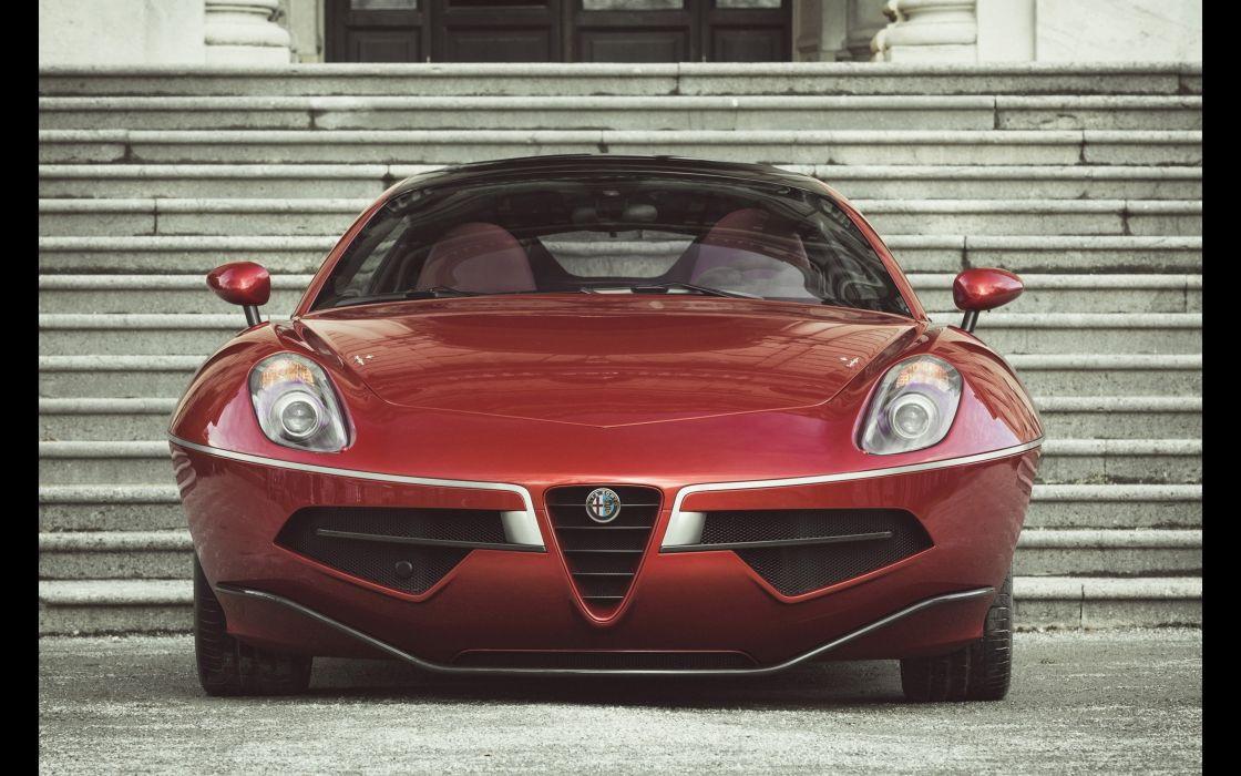 Alfa Romeo Disco Volante >> 2012 Alfa Romeo Disco Volante By Touring Superleggera Static