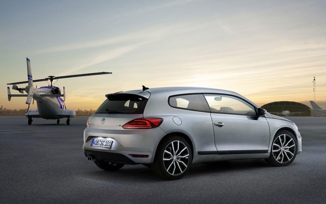 2015-Volkswagen-Scirocco-Static-3- car 4000x2500 wallpaper