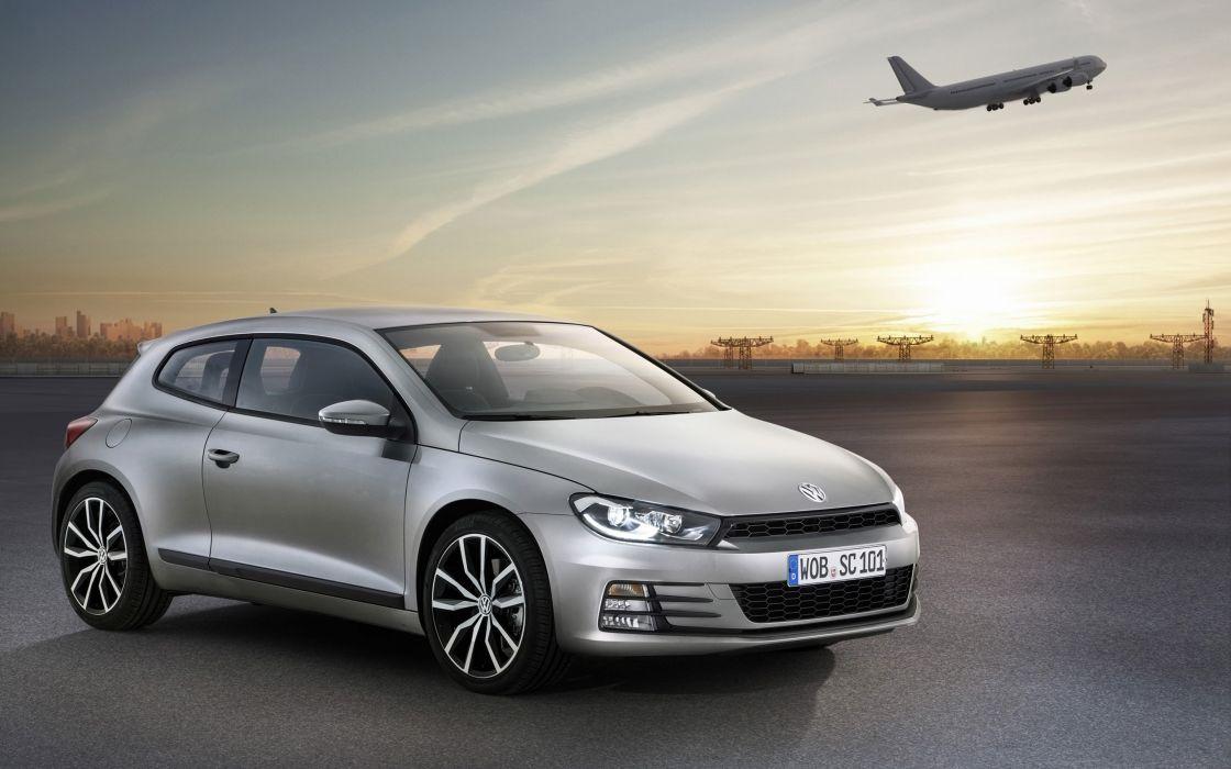 2015-Volkswagen-Scirocco-Static-4- car 4000x2500 wallpaper