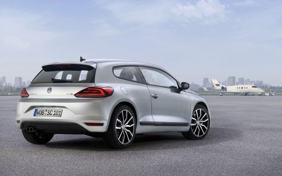 2015-Volkswagen-Scirocco-Static-2- car 4000x2500 wallpaper
