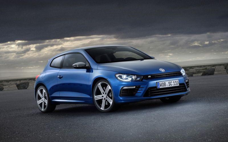 2015-Volkswagen-Scirocco-R-Static-3- car 4000x2500 wallpaper