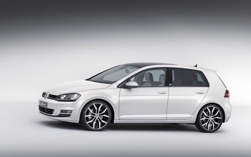 2014-Volkswagen-Golf-Edition-Concept-Static-2 car 4000x2500 wallpaper
