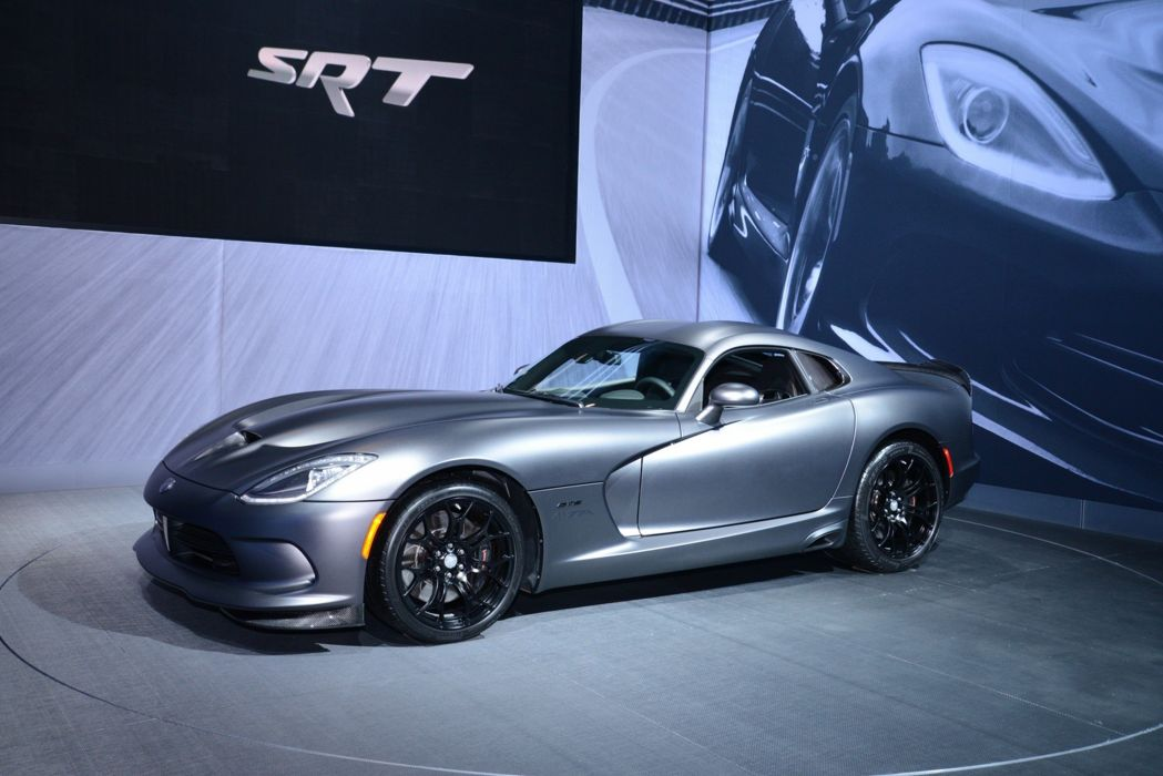 SRT Time Attack Carbon Special Edition Viper GTS 4000x2669 wallpaper