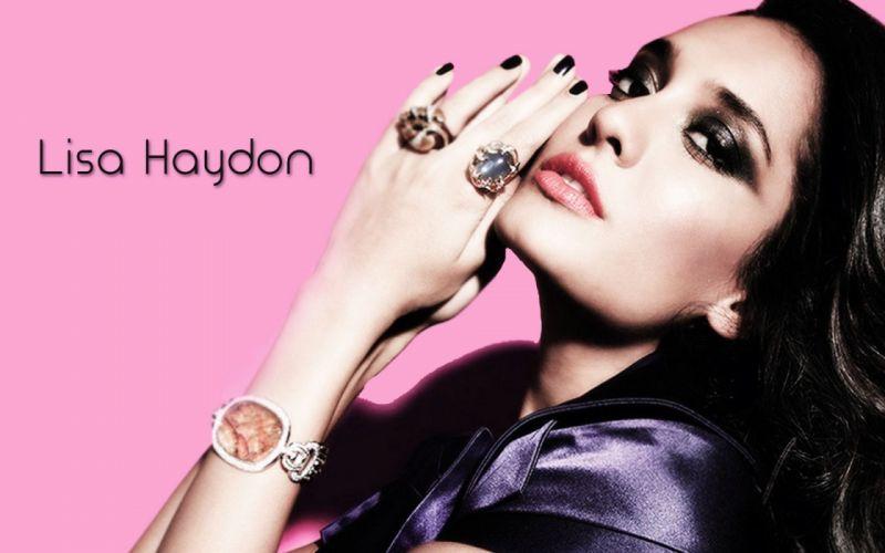 LISA HAYDON bollywood actress model babe (41) wallpaper