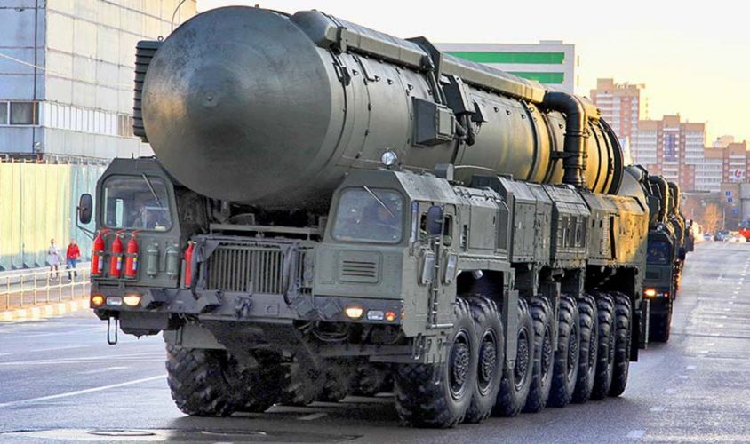 topol Russia missile russian soviet truck system mlitary Ccyyp 4000x2370 wallpaper