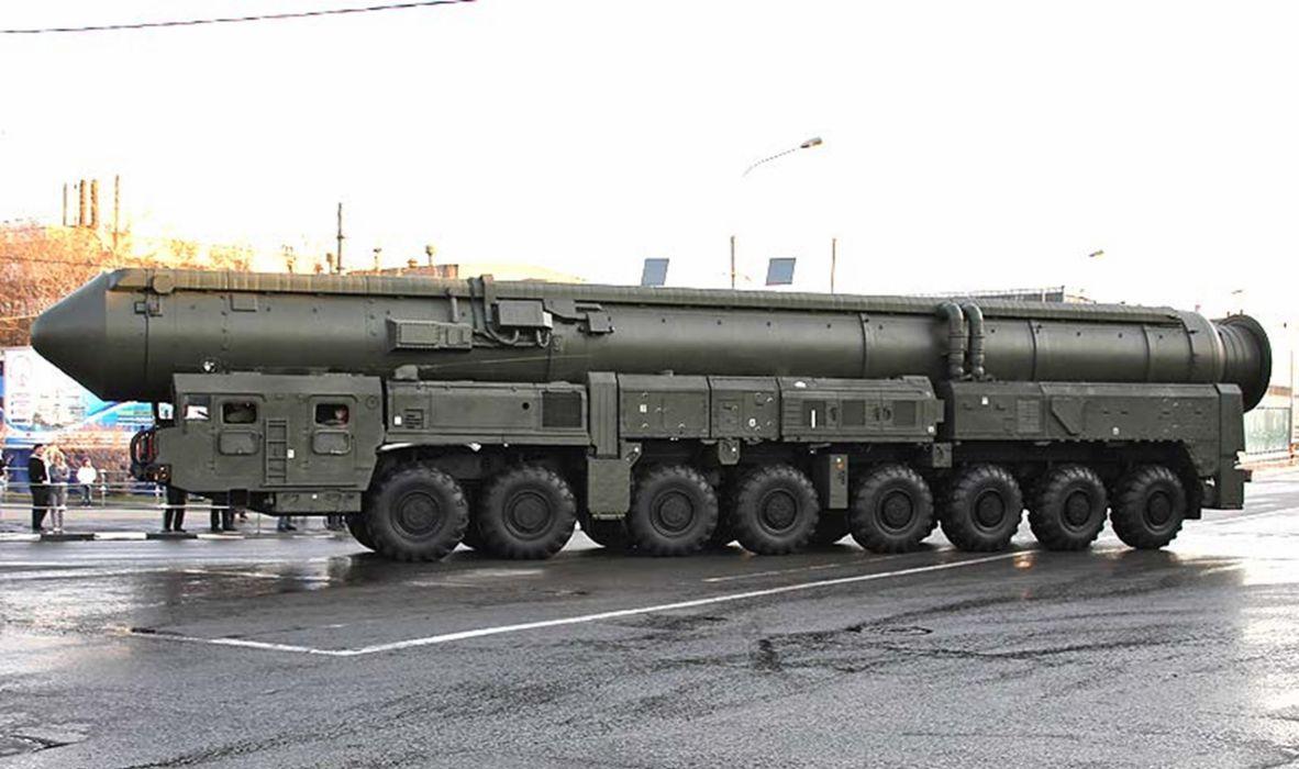 topol Russia missile russian soviet truck system mlitary Z3qqh 4000x2370 wallpaper