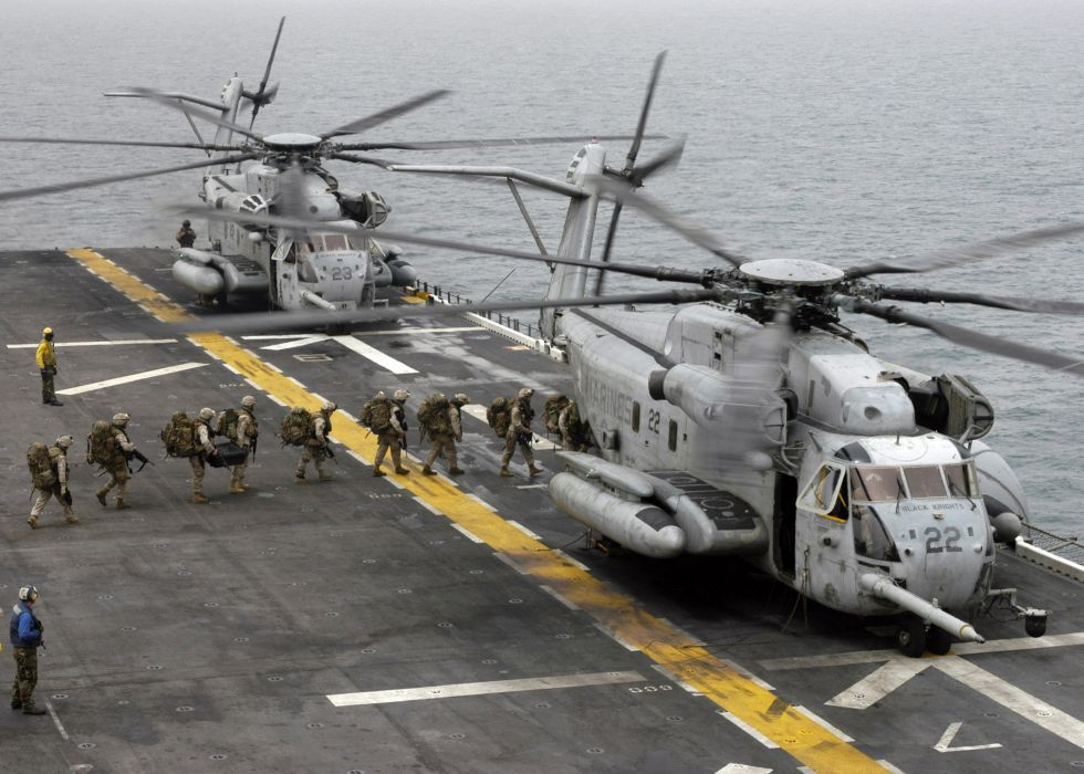 CH-53E Super Stallion helicopter military marines (8) wallpaper