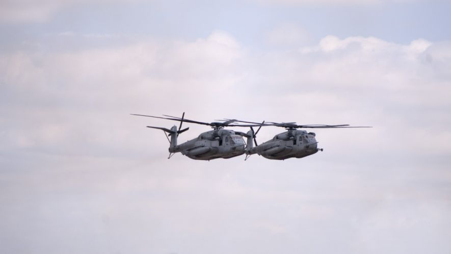 CH-53E Super Stallion helicopter military marines (6) wallpaper