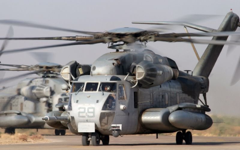 CH-53E Super Stallion helicopter military marines (1) wallpaper