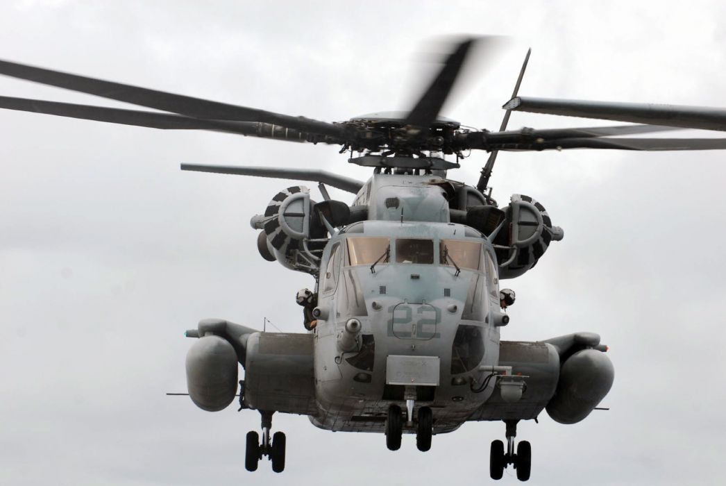 CH-53E Super Stallion helicopter military marines (16) wallpaper