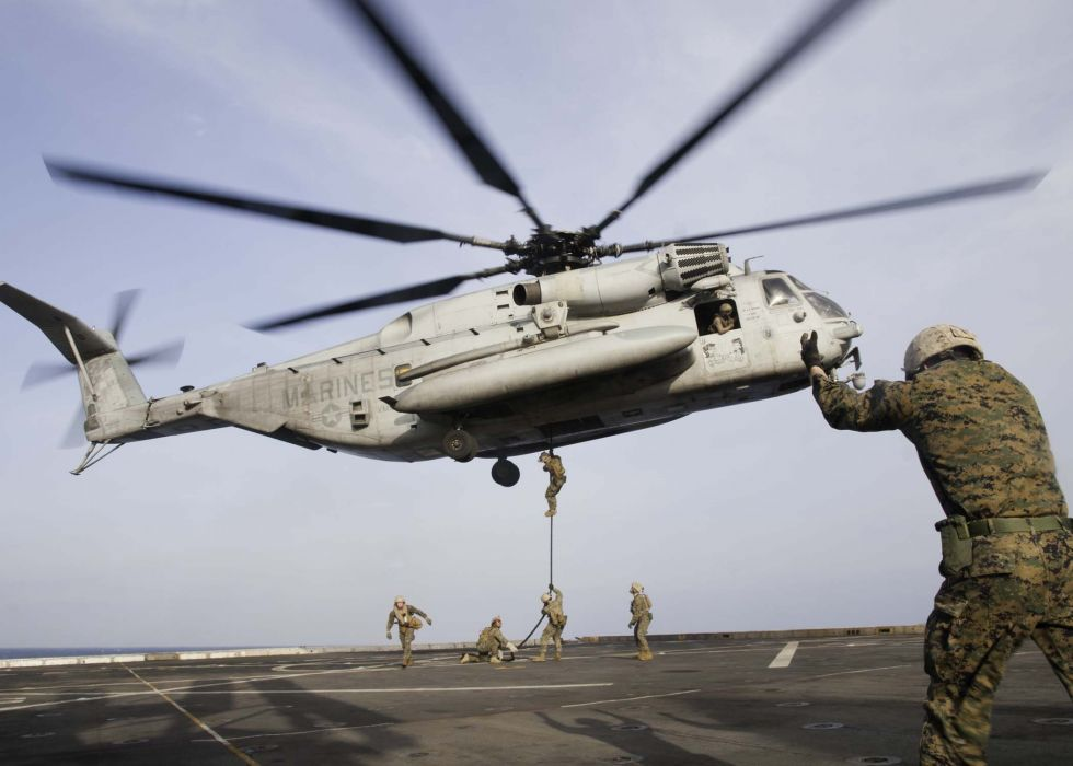 CH-53E Super Stallion helicopter military marines (28) wallpaper